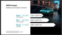 Volkswagen ID.3 la presentazione ufficiale al lancio