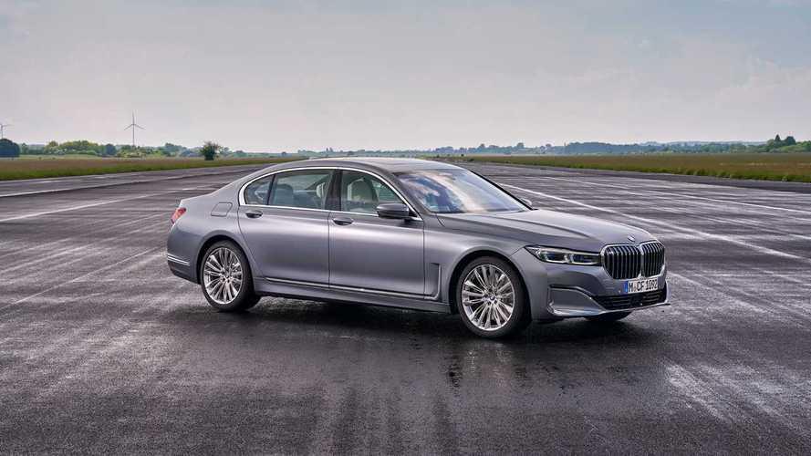 BMW 7 Serisi, daha güçlü ve daha tasarruflu dizel motorlara kavuştu