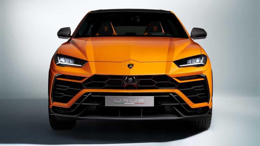 La Lamborghini Urus festeggia il successo con nuovi colori
