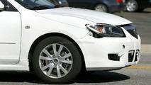New Mazda 3 spy photos