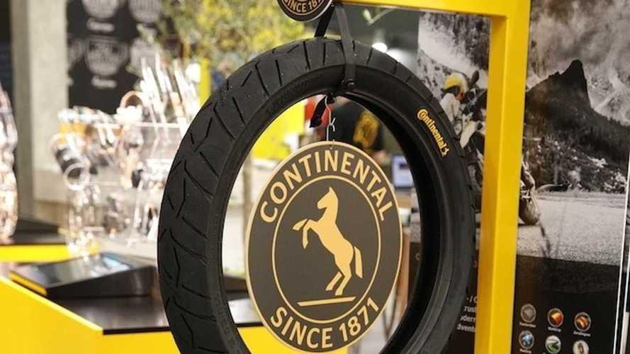 Neumáticos Continental ContiTrailAttack 3 y ContiScoot
