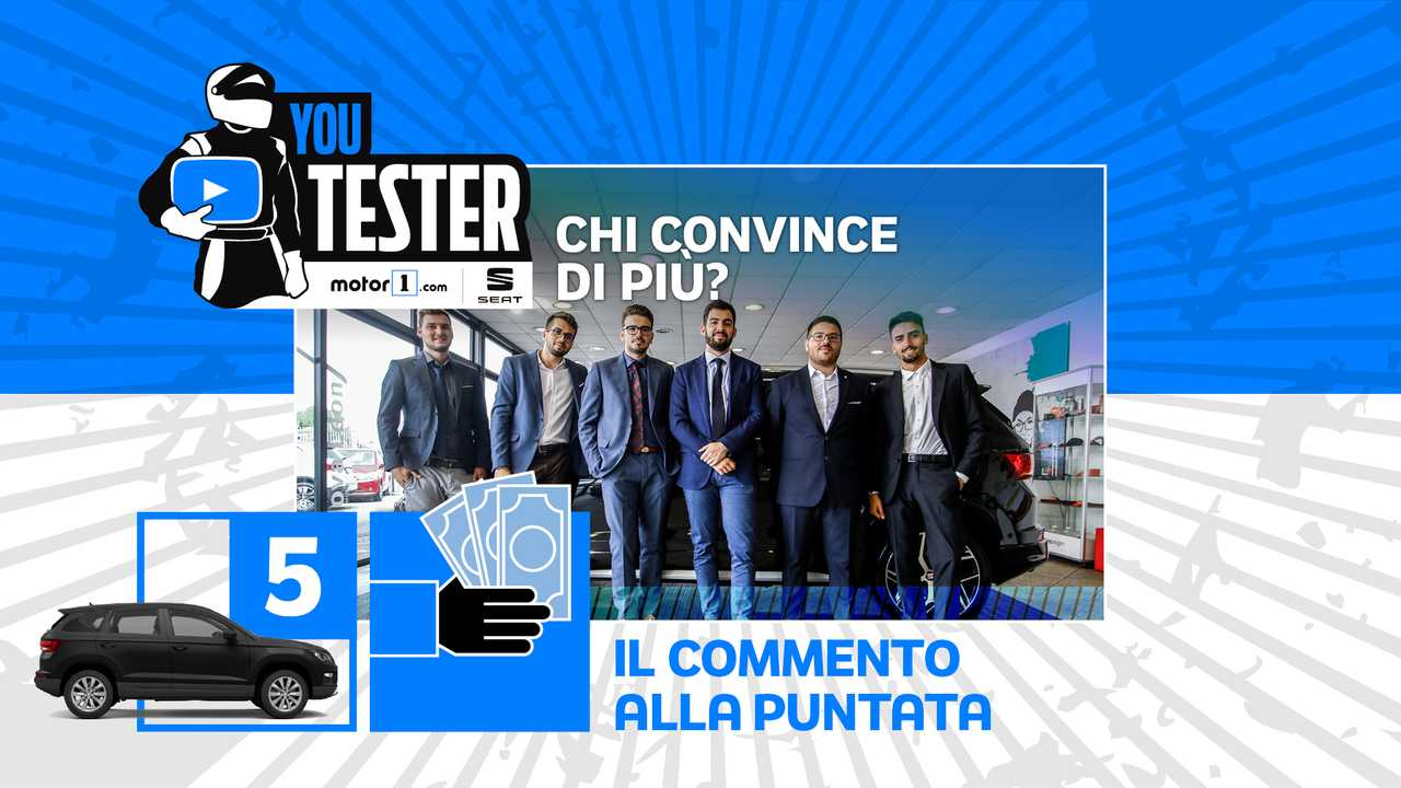 Commento ep.5 youtester