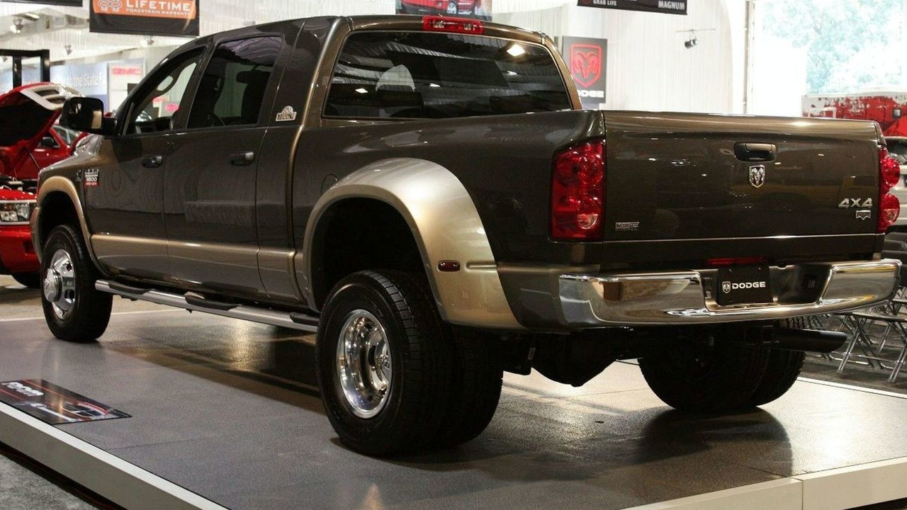 Texas Truck Sales >> Dodge Ram Mega Cab Resistol Edition Revealed
