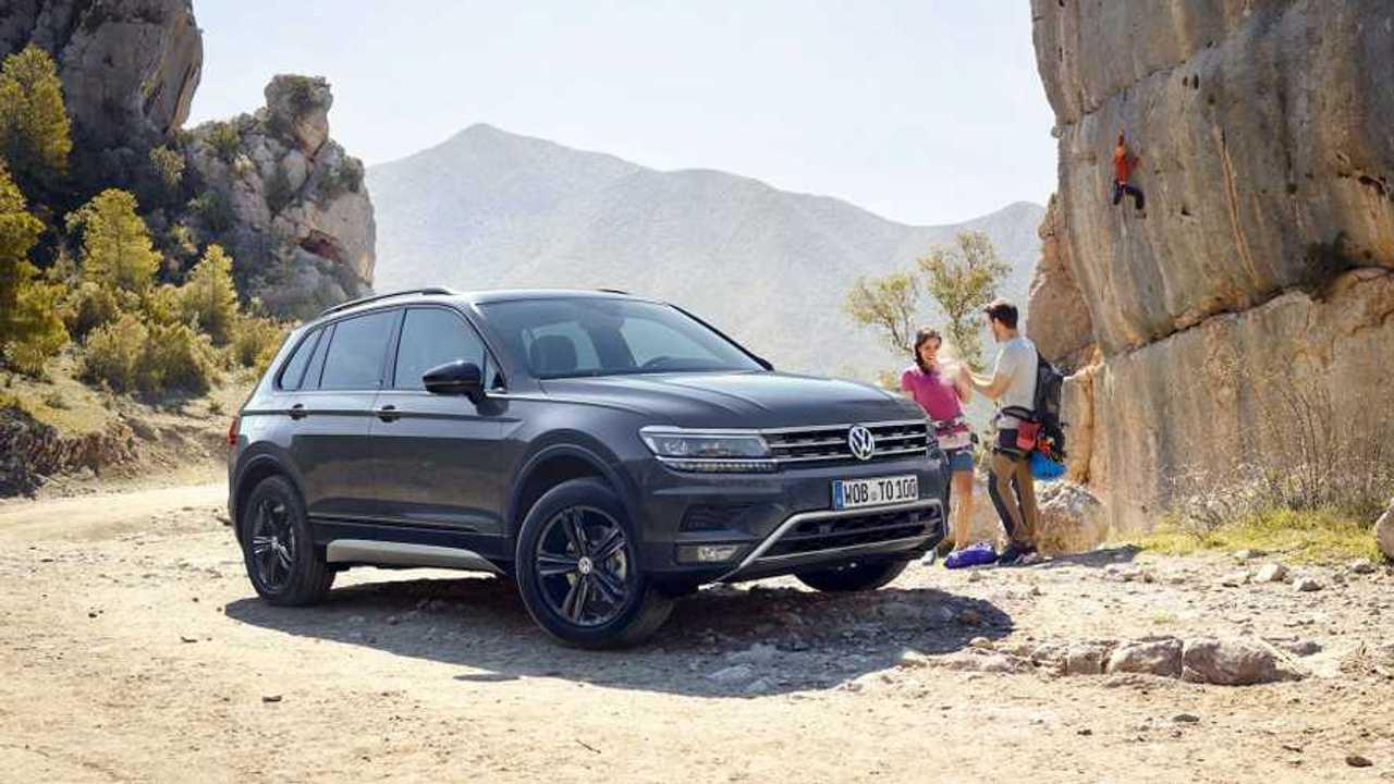 Volkswagen Tiguan Offroad 2019