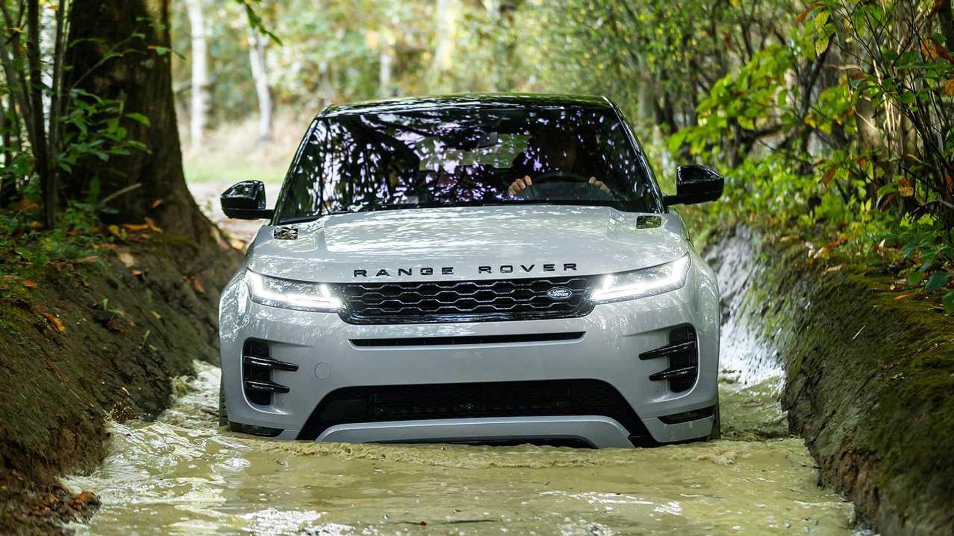 2020 Range Rover Evoque Debuts All New Design Mild Hybrid Tech