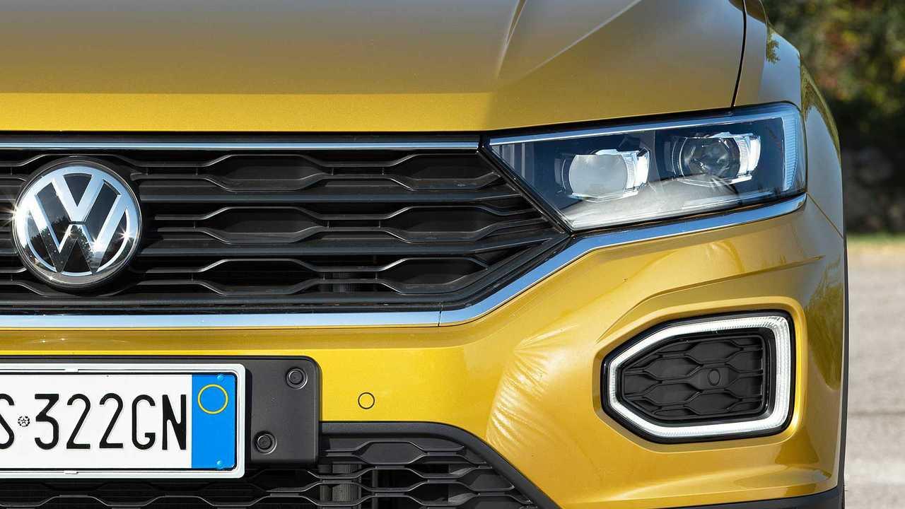 Volkswagen T-Roc 1.6 TDI: обзор