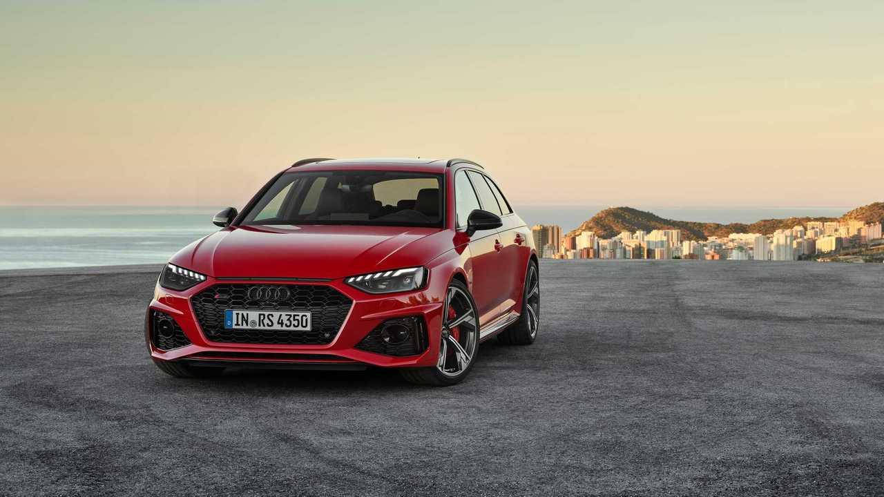 Информация о следующем поколении Audi А4