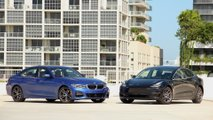 BMW 3 Series Vs Tesla Model 3: Comparison
