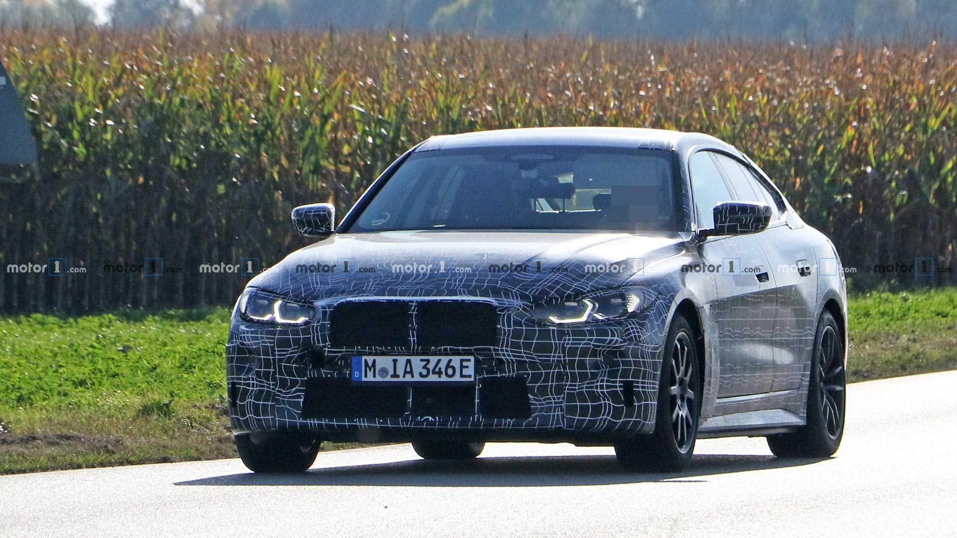 2021 BMW i4 80