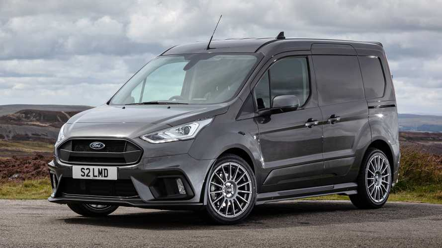MS-RT Transit Connect revealed with sub-£24k price tag