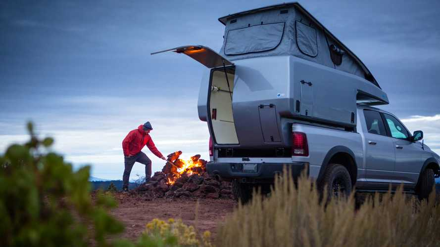 EarthCruise MOD, il camper è servito sul pick-up
