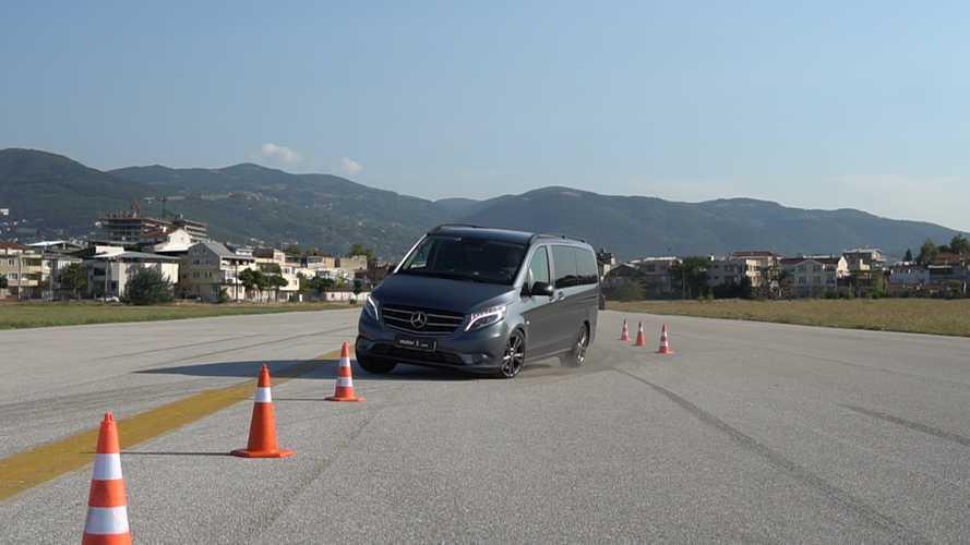 Mercedes-Benz Vito | Geyik Testi
