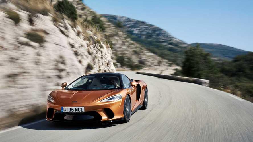 McLaren rappelle 2763 voitures pour un risque d'incendie