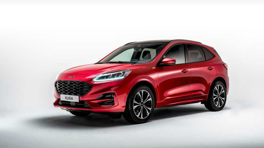 Europe: Ford Kuga PHEV Accounts For Over Half Of Kuga Sales In Q2 2020