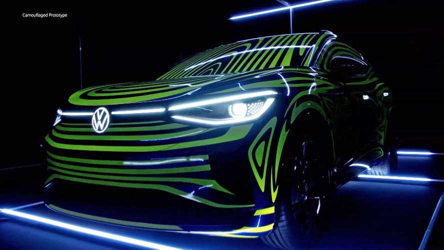 VW ID.4 is the name for U.S. only EV crossover - report