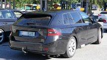 Skoda Octavia Combi 2020, nuevas fotos espía