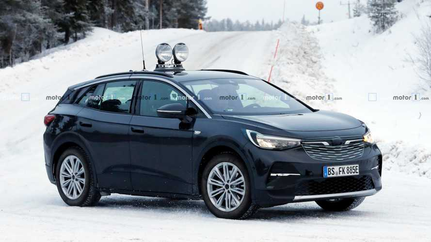 La future Volkswagen ID.4 en classe de neige