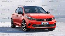 Fiat Punto (2021): So könnte eine Neuauflage des Kleinwagen aussehen