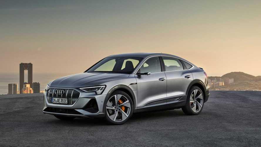 Audi e-tron Sportback, in Italia a partire da Aprile 2020
