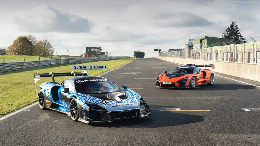 McLaren Senna GTR: First Drive Review