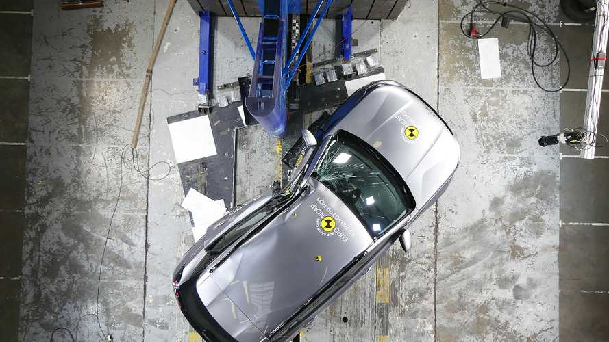 Peugeot 2008 Crash Test Euro NCAP 2019