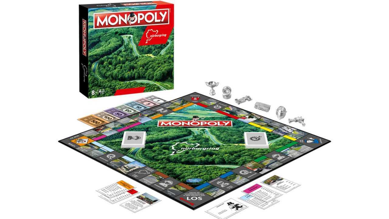 Nurburgring Monopoly
