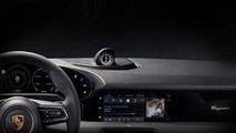 Porsche Taycan: Innenraum teilweise enthüllt