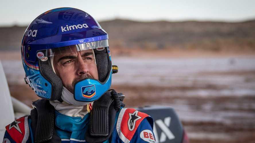 Alonso inizia a preparare la Dakar 2020 con la Toyota