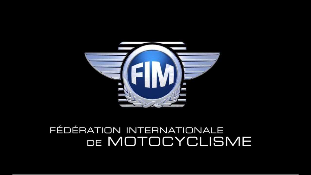 Fédération Internationale de Motocyclisme Logo