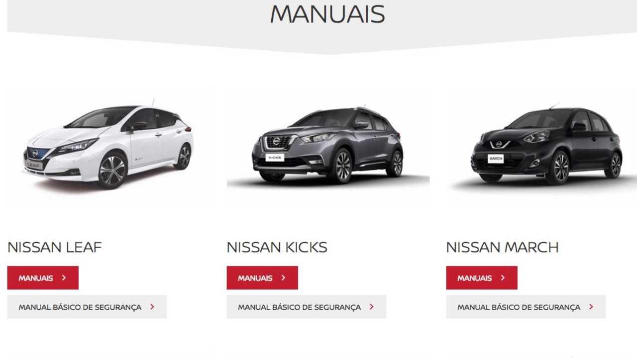 Manual Digital Nissan