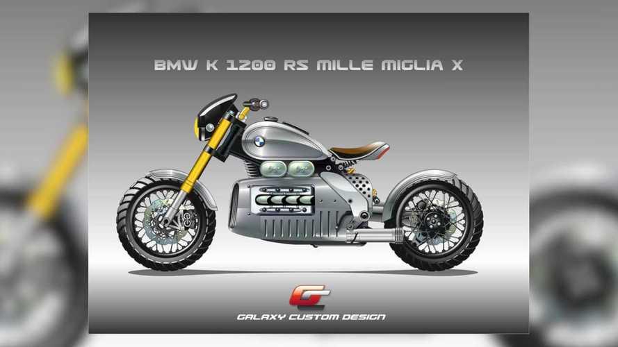 Galaxy Custom Mille Miglia X