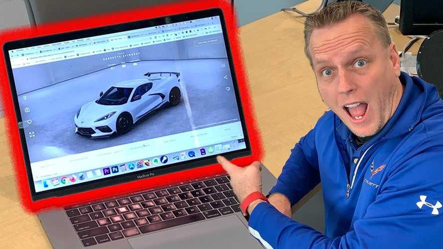 Here's How Chevy Dealers Order 2020 Corvette C8 For Customers