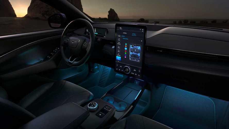 """Ford, Mustang Mach-E'nin """"akıllı menzil"""" teknolojisini detaylandırdı"""