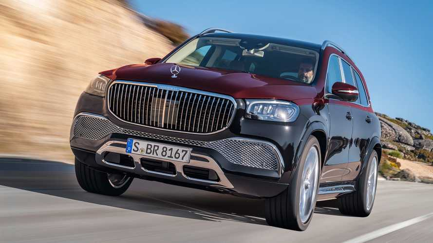 Mercedes-Maybach GLS (2019)