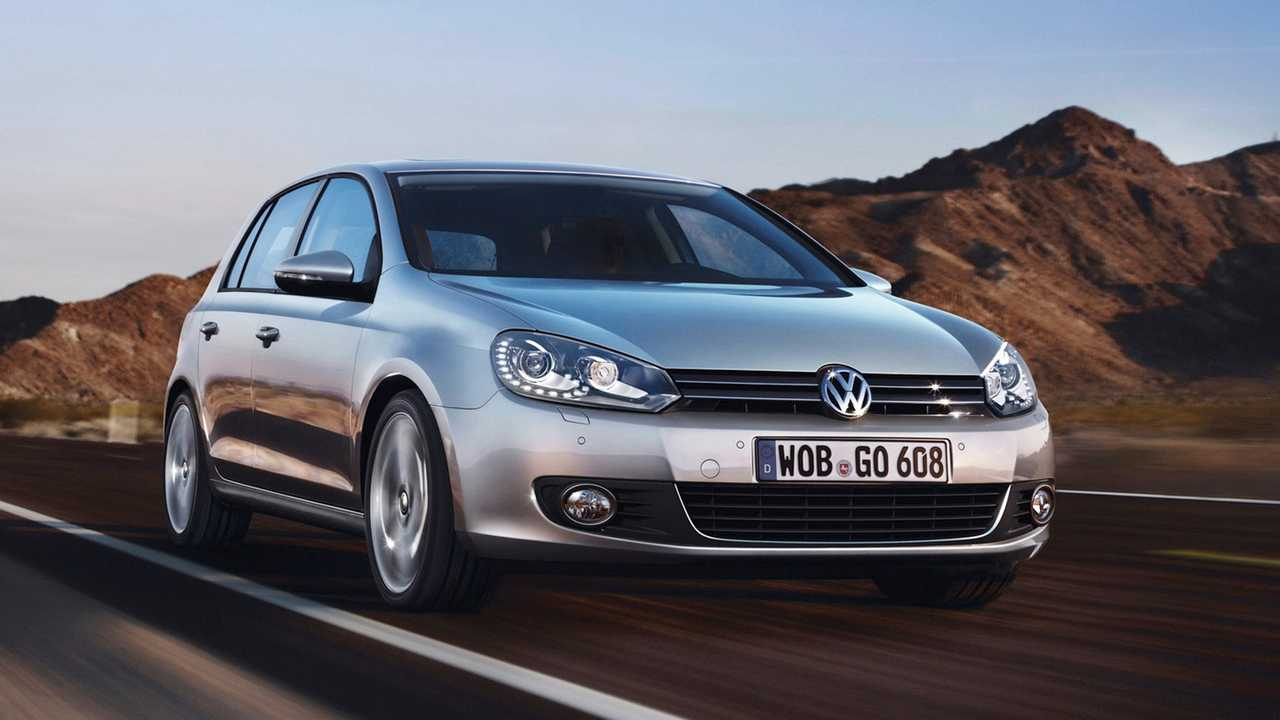 Volkswagen Golf 6. Génération