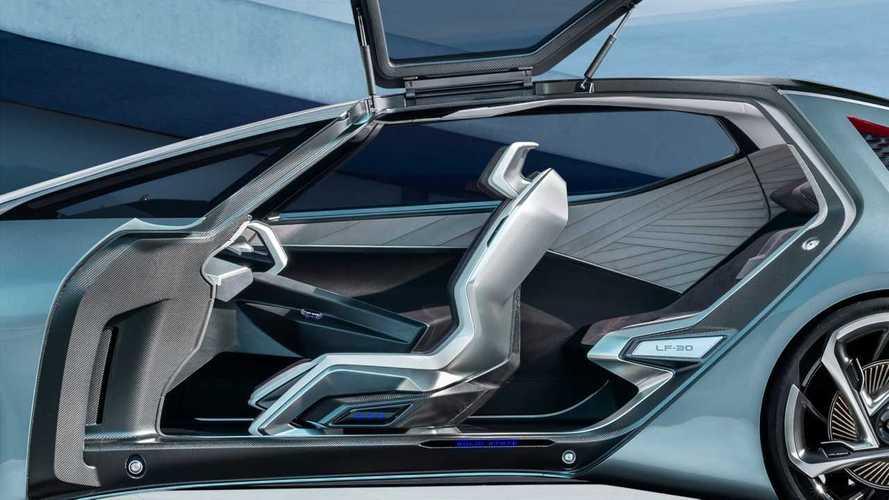 Lexus LF-30 concept 2019