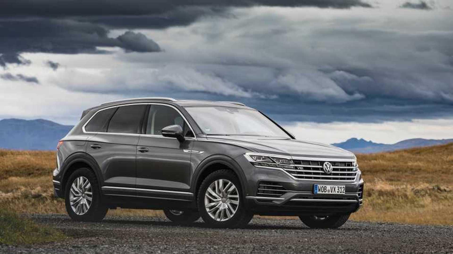 Volkswagen Touareg 2020: completa su gama con un potente ...