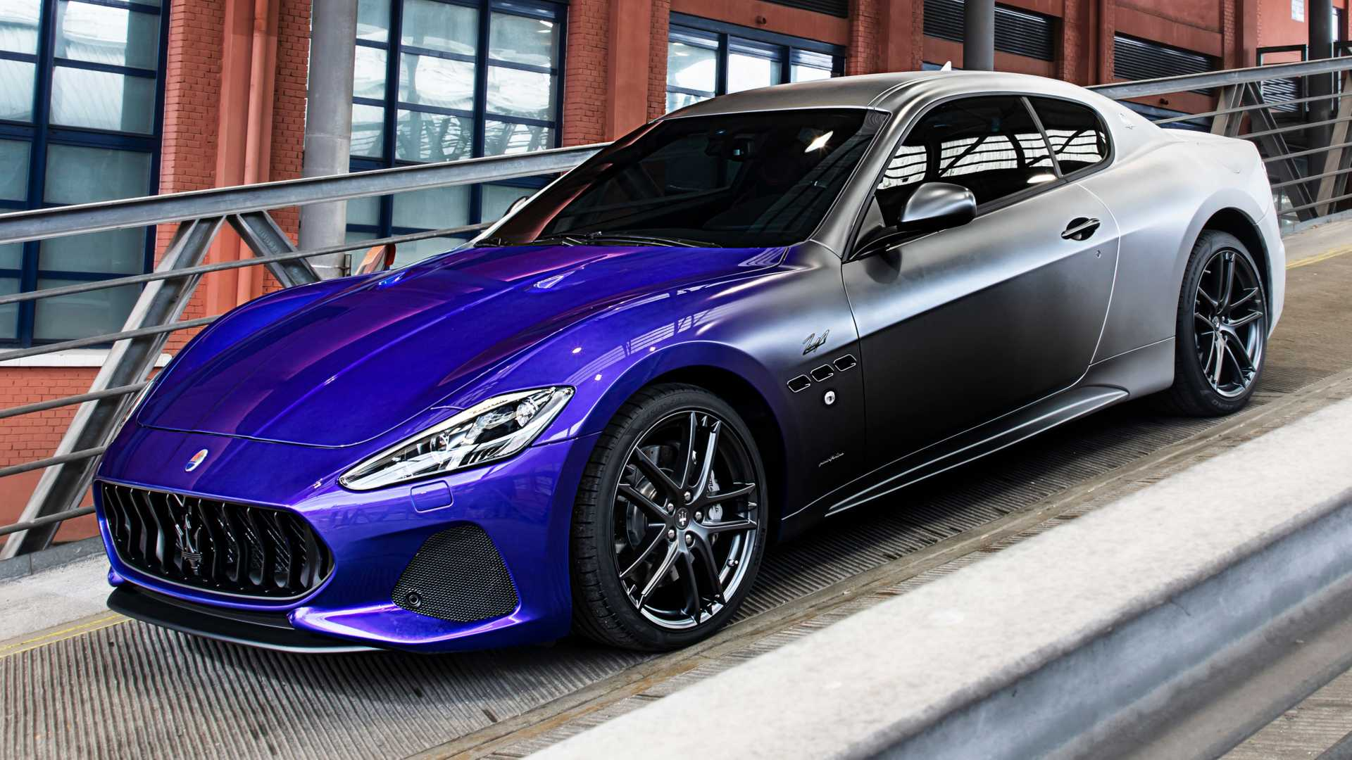 Maserati GranTurismo Production Ends With Colorful Final Model
