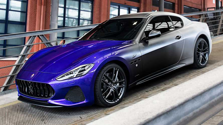Maserati GranTurismo production ends with tri-colour final model