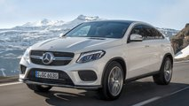 Mercedes GLE Coupé 2019 vs. 2015
