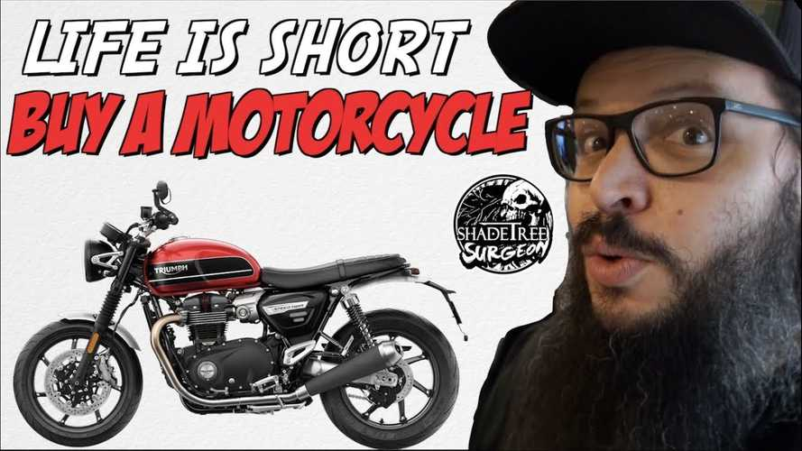 You, Yes You, Can Afford A Motorcycle
