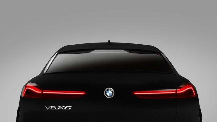 Videó: Akcióban a BMW X6 Vantablack, a világ legfeketébb autója