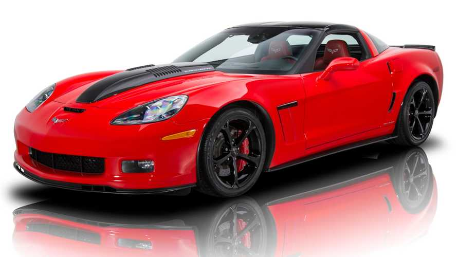 It's Beauty And Bite With This 2013 Callaway SC606 Corvette