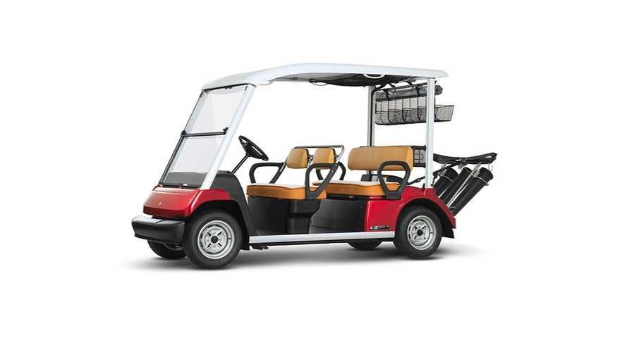 Nissan LEAF Battery Modules To Be Used In Yamaha Golf Carts