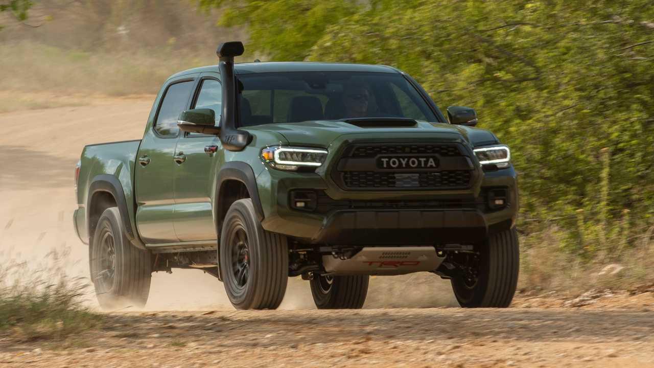 2020 Toyota Tacoma Trd Pro Comparison 4436892