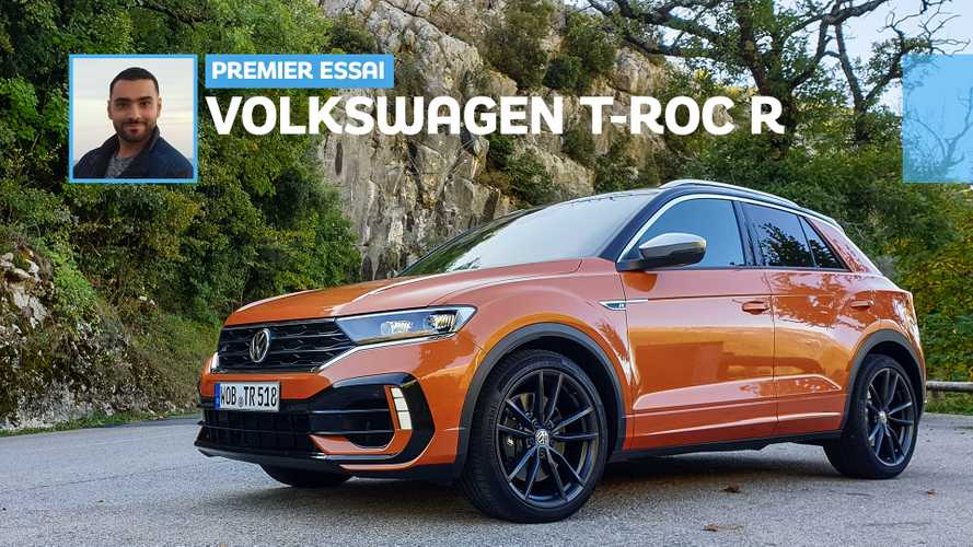 Essai Volkswagen T-Roc R (2019) - Polyvalence assu(m)(r)ée