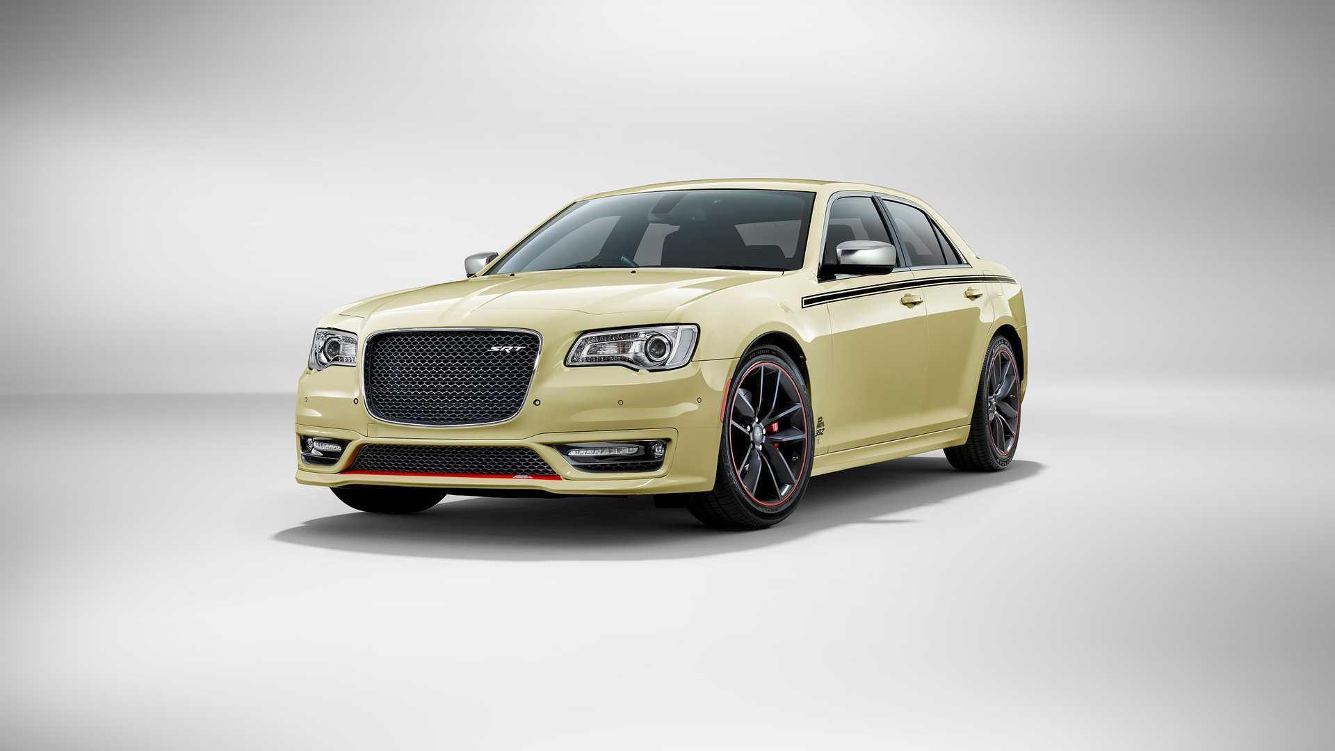 Chrysler убил 300 SRT в Австралии, чтобы утолить жажду Америки по производству двигателей V8
