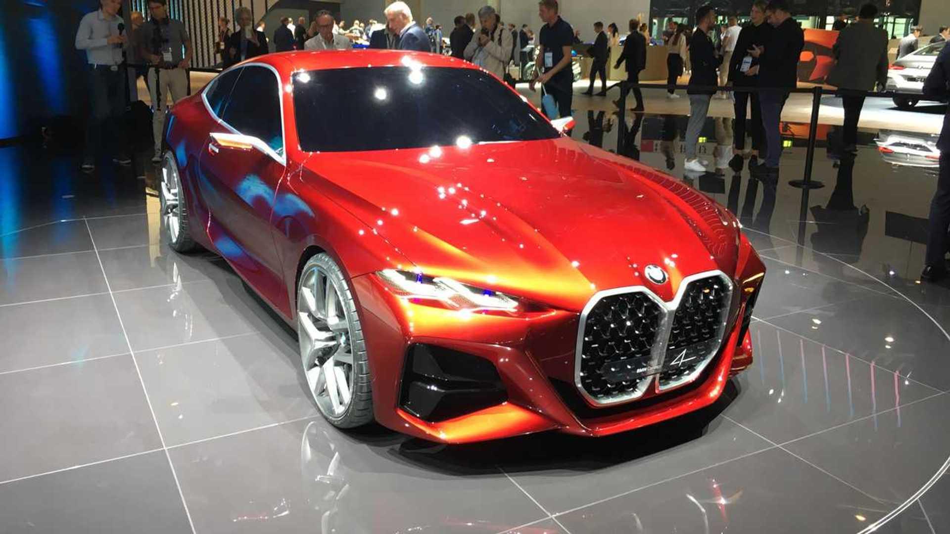 BMW Concept 4 (2019)