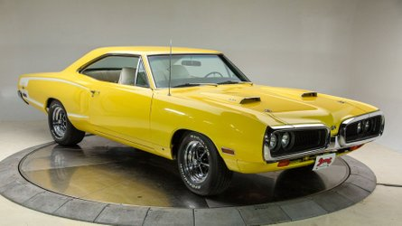 Smoke everyone with a 1970 dodge super bee