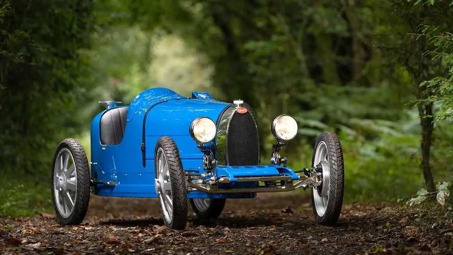 Bugatti Baby II pour enfants